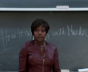 Viola Davis/How to get away with murder